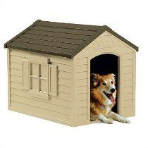 Deluxe Dog House for Small to Medium Dogs
