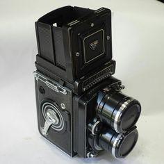 Rollei Old Cameras, Binoculars, Cinema, Movies, Movie Theater
