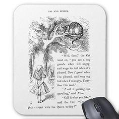 『 不思議の国のアリス 』チェシャ猫とアリスのマウスパッド 2:フォトパッド(アリスシリーズ) 熱帯スタジオ http://www.amazon.co.jp/dp/B016DN4QUC/ref=cm_sw_r_pi_dp_K765wb0S8GYPA