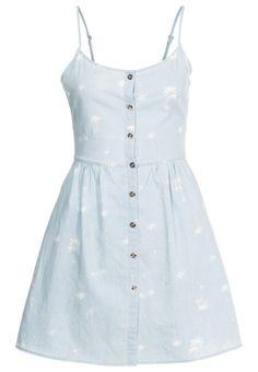 Volcom WEIRDETTE Summer dress blue