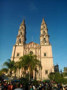 CATEDRAL BASILICA DE SAN JUAN DE LOS LAGOS, JALISCO