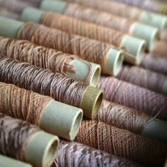 Thread lovelies--Did anyone else have the end roll from Crickateer in their house?