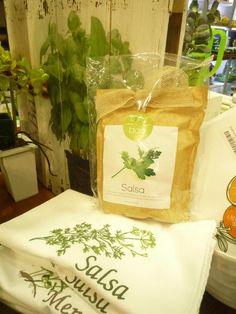 Grow bag salsa Life in a bag