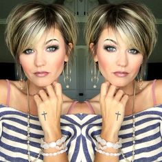 35 Short Bob Hairstyles 2019 for Women - Hairstyles Trends Cute Hairstyles For Short Hair, Trending Hairstyles, Curly Hair Styles, Layered Hairstyles, Teenage Hairstyles, Hairstyles Videos, Simple Hairstyles, Bandana Hairstyles, Baddie Hairstyles
