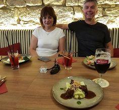 Čtvrteční oběd s rodiči v #restaurantsova #sovarestaurant #lunch #radekfutruje