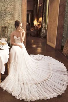 #wedding #gown