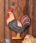 Decorative painting projects and projects with free patterns. Chicken Crafts, Chicken Art, Barn Wood Crafts, Wooden Crafts, Rooster Painting, Chicken Painting, Tole Painting Patterns, Rooster Decor, Chickens And Roosters
