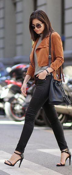 Camel Crop Suede Jacket by Fake Leather  www.SELLaBIZ.gr ΠΩΛΗΣΕΙΣ ΕΠΙΧΕΙΡΗΣΕΩΝ ΔΩΡΕΑΝ ΑΓΓΕΛΙΕΣ ΠΩΛΗΣΗΣ ΕΠΙΧΕΙΡΗΣΗΣ BUSINESS FOR SALE FREE OF CHARGE PUBLICATION