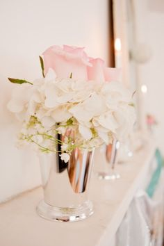Glitter and Glam Wedding Details