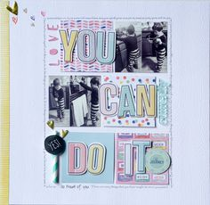 You can do it - Scrapbook.com