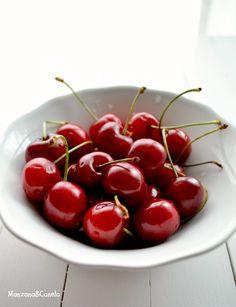 Cerezas del Jerte. Jerte Valley's cherries.
