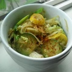 Yellow Squash and Zucchini Delight (63 calories) - 15 min prep, 25 min ...