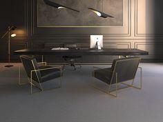 Law Office Design, Modern Office Design, Office Furniture Design, Office Interior Design, Office Interiors, Industrial Office Design, Interior Design Presentation, Luxury Office, Office Background