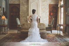 Ayres Hotel Manhattan Beach #Wedding Dress | Hanson & Anna Grace