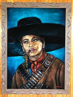 Original Artwork by Gil Corral Hog Farm, Green Barn, Velvet Painting, Black Velvet, Google Images, Original Artwork, Mona Lisa, Carving, Classic