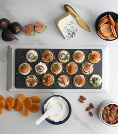 Charcuterie Bites Spicy Crackers, Cream Cheese Ball, Charcuterie Recipes, Almond Breeze, Dried Mangoes, Pizza Bites, Mushroom Recipes, Sweet And Salty
