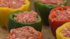 Summer Stuffed Peppers