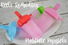 Sick Day Printable Tracker, Little Remedies Probiotic Popsicle, sick day popsicles, home made popsicle, electrolyte popsicles