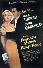 Durante la Gran Depresión de los años 30, Frank Chambers (John Garfield), un hombre que vaga sin rumbo, empieza a trabajar en un bar de carretera, regentado por un hombre mayor y por Cora (Lana Turner), su joven, bella e infeliz esposa. Pronto Frank y Cora comienzan a sentirse atraídos el uno por el otro.