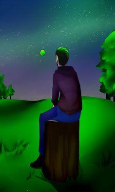 Jack Just Chilling by shana340 on DeviantArt