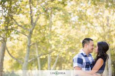 Fun, Romantic Crystal Cove Engagement | Alvin and Rachel