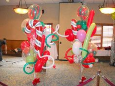 Balloons San Diego 7 Days a Week - Balloon Bouquets & Balloon Centerpieces