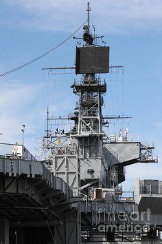 Navy Ship (USS Midway)