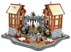 The Pied Piper Of Hamelin by TheBrickAvenger on EB