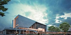 Canakkale Municipal Building Competition Entry
