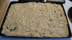 Homemade Panko Bread Crumbs