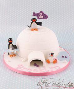 I want a Pingu cake!!!!
