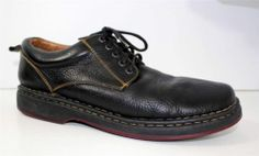 Born Mens Chukka Boots 13 Leather Shoes M3068
