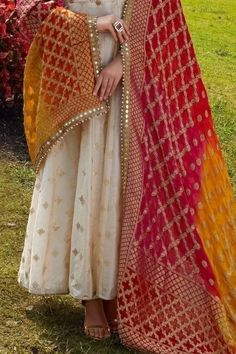 Buy Beige Rubber Printed Cotton Silk Designer Salwar Kameez Online WhatsApp us for Purchase & Inquiry : Pakistani Dresses Casual, Indian Gowns Dresses, Indian Fashion Dresses, Dress Indian Style, Pakistani Dress Design, Fashion Outfits, Pakistani Dresses Online, Pakistani Bridal, Nyc Fashion