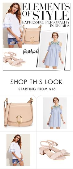 """""""Romwe"""" by mirza-1 ❤ liked on Polyvore featuring MICHAEL Michael Kors and Vera Wang"""