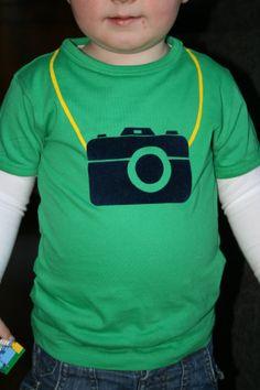 Flock camera