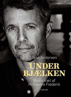 Den nye bog med Findprins Kronrik kunne være spændende at læse.
