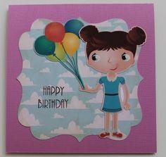 Cricut Imagine Best Friends Happy Birthday Card Cosmo Cricket