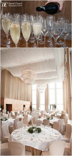 Wedding at Castlemartyr Resort Photography by David Clynch Photography LIPPA. David captures vibrant, striking photographs of your day in a relaxed way. Photographers, Table Settings, David, Wedding Ideas, Weddings, Wedding, Place Settings, Marriage