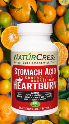 NaturCress is simply garden cress seed and zinc in fast-acting capsules. Natural and drug-free it's guranteed and you get free shipping. Natural Heartburn Relief, Taco Pizza, Cress, Stomach Acid, Drug Free, Mint Chocolate, Natural Remedies, Herbalism, Acting