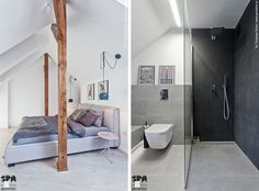 An Old Attic Is Transformed Into A Gorgeous Apartment Animals - An old attic is transformed into a gorgeous apartment