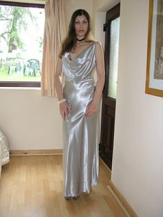 VK is the largest European social network with more than 100 million active users. Silk Satin Dress, Satin Slip, Satin Dresses, Sexy Dresses, Slip On, Gowns, Formal Dresses, How To Look Better, Cakes