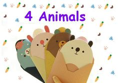 Hey, I found this really awesome Etsy listing at https://www.etsy.com/listing/197398504/kawaii-pet-envelope-lovely-animal-letter