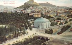 Photos of old Athens. Athens History, Old Time Photos, Greece Photography, Pinterest Photos, Athens Greece, Vintage Travel Posters, Ancient Greece, World Heritage Sites, Historical Photos