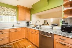 1193 Bay Highlands Dr, Annapolis, MD - 2 Bath Single-Family Home Home And Family, Kitchen Cabinets, Curtain Patterns, Cabinet, Trulia, Bath, Kitchen, Bed, House Search