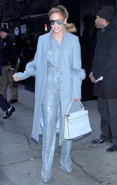 c8b06ed8216d Jennifer Lopez at  Good Morning America  in New York