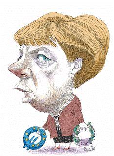 Angela Merkel - Pancho Cajas