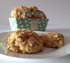 Apple Cinnamon Biscuits