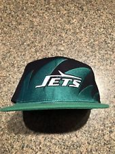 new style db5d1 de745 New York Jets Mitchell and Ness New Hat Jet Fan, New York Jets, Knit