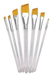 W/&N Artist W//C Brush Sable Rigger 1