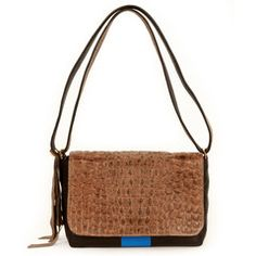 Claire Vivier Clare Vivier, Fall Handbags, Baggage Claim, New Pins, Beautiful Bags, Crocodile, Royal Blue, Leather Bag, Pouch